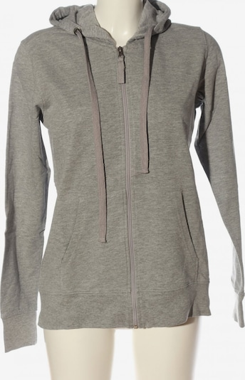 Crivit Sports Sweatshirt & Zip-Up Hoodie in L in Light grey, Item view