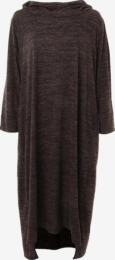 Madam-T Kleid 'Adelinara' in braun, Produktansicht