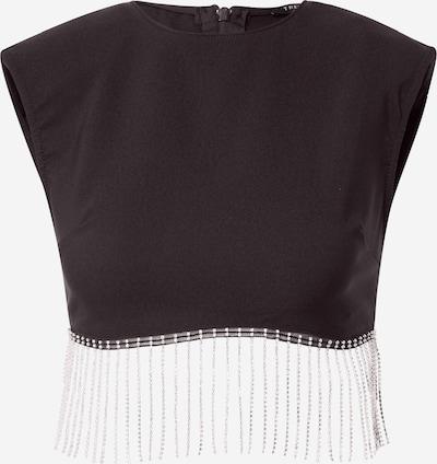 Trendyol Blouse in de kleur Zwart, Productweergave