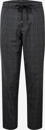 Pantaloni BOSS Casual di colore blu / antracite, Visualizzazione prodotti