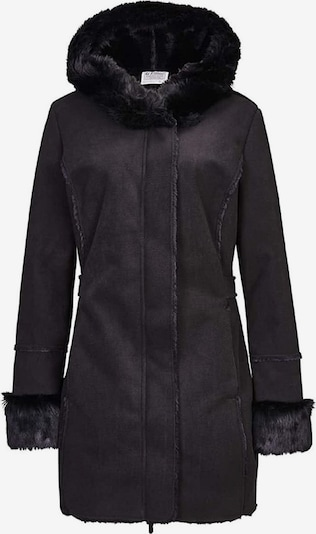 KILLTEC Mantel 'Dagmar' in schwarz, Produktansicht
