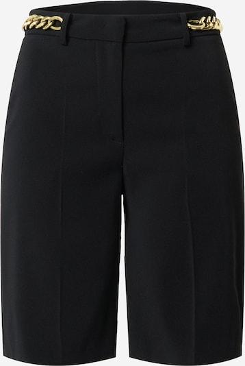Kelnės iš PATRIZIA PEPE, spalva – juoda, Prekių apžvalga