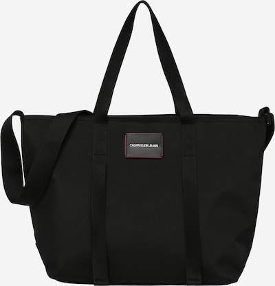 Calvin Klein Jeans Shopper en negro, Vista del producto