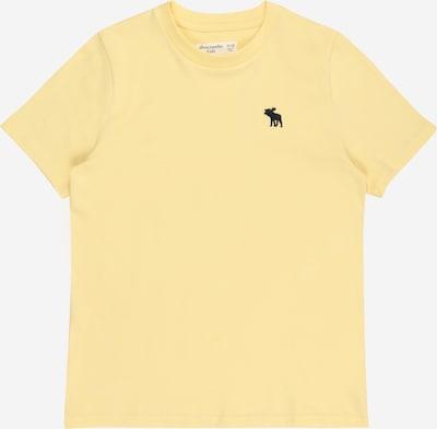 Abercrombie & Fitch T-Shirt in hellgelb, Produktansicht