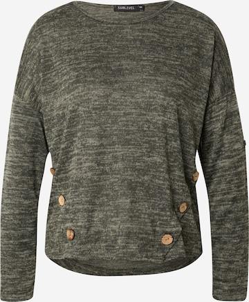 Sublevel Pullover in Grün