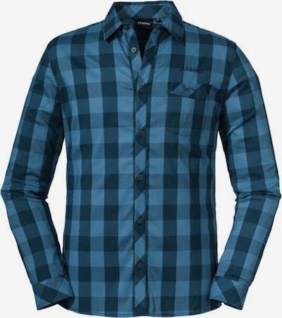 Schöffel Hemd ' Svendborg ' in blau, Produktansicht