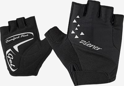 ZIENER Fahrrad-Handschuhe 'CÄCI' in schwarz, Produktansicht
