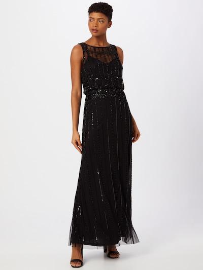 Hailey Logan Avondjurk in de kleur Zwart, Modelweergave