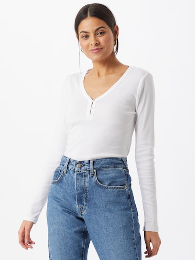 Marškinėliai iš GAP , spalva - balta: Vaizdas iš priekio