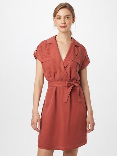 Noisy may Košeľové šaty - hnedá, Model/-ka