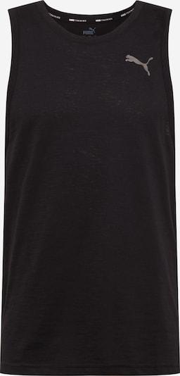 PUMA Sporta krekls melns, Preces skats