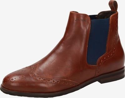 SIOUX Stiefelette ' Bovinia-702 ' in braunmeliert, Produktansicht