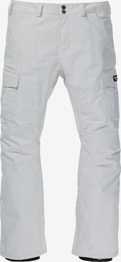 BURTON Outdoorbroek in de kleur Zwart / Natuurwit, Productweergave