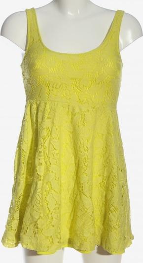 Cotton On A-Linien Kleid in XS in pastellgelb, Produktansicht