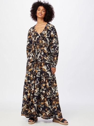 SCOTCH & SODA Kleid in mischfarben / schwarz, Modelansicht