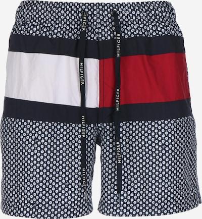 Tommy Jeans Boardshorts 'Sportswear' in blau, Produktansicht