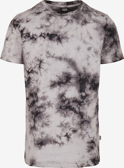 Urban Classics Shirt in de kleur Zwart / Wit, Productweergave