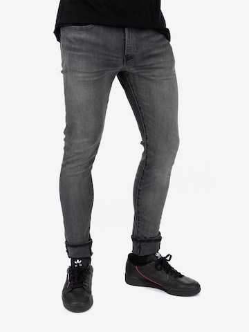 LEVI'S Teksapüksid ' Skinny Taper ', värv hall