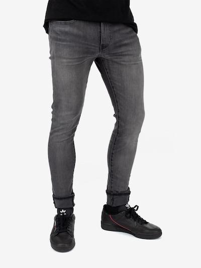 LEVI'S Jeans ' Skinny Taper ' in anthrazit, Modelansicht