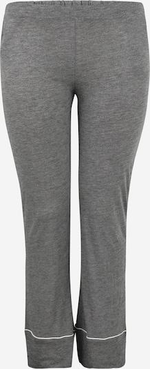 ETAM Pantalon de pyjama 'WARM DAY' en gris, Vue avec produit
