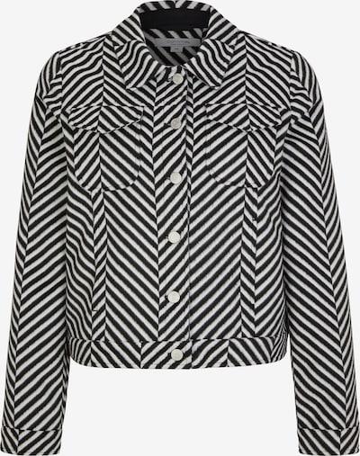 Ci comma casual identity Jacke in schwarz / weiß, Produktansicht