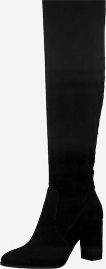 TAMARIS Overknees in schwarz, Produktansicht