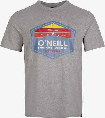 Maglietta 'Mtn Horizon' di O'NEILL in grigio
