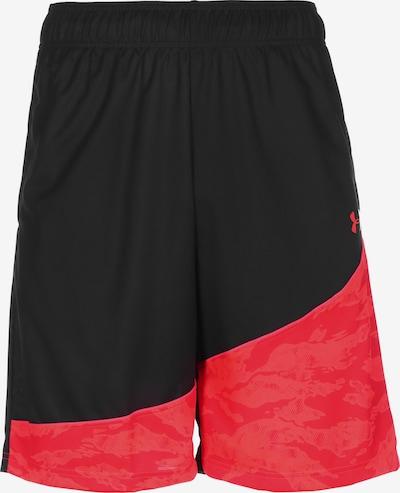 UNDER ARMOUR Pantalon de sport en noir, Vue avec produit