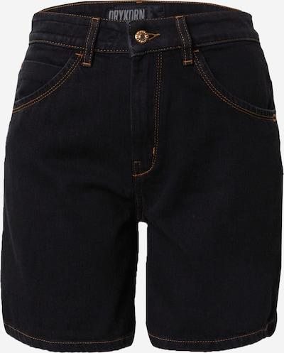 DRYKORN Džinsi 'CABA', krāsa - melns džinsa, Preces skats