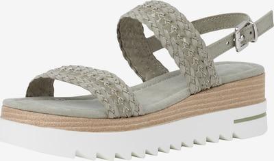 MARCO TOZZI Sandale in greige, Produktansicht