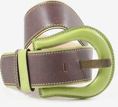 Orwell Taillengürtel in XS-XL in braun / bronze / grün, Produktansicht