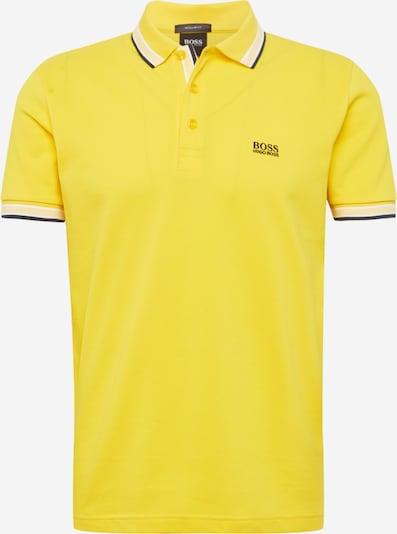 BOSS ATHLEISURE Camiseta 'Paddy'' en amarillo / negro / blanco, Vista del producto