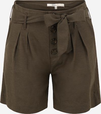 Only (Tall) Pantalon à pince 'VIVA' en marron chiné, Vue avec produit