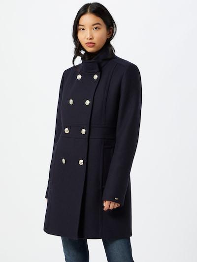 tengerészkék TOMMY HILFIGER Átmeneti kabátok, Modell nézet
