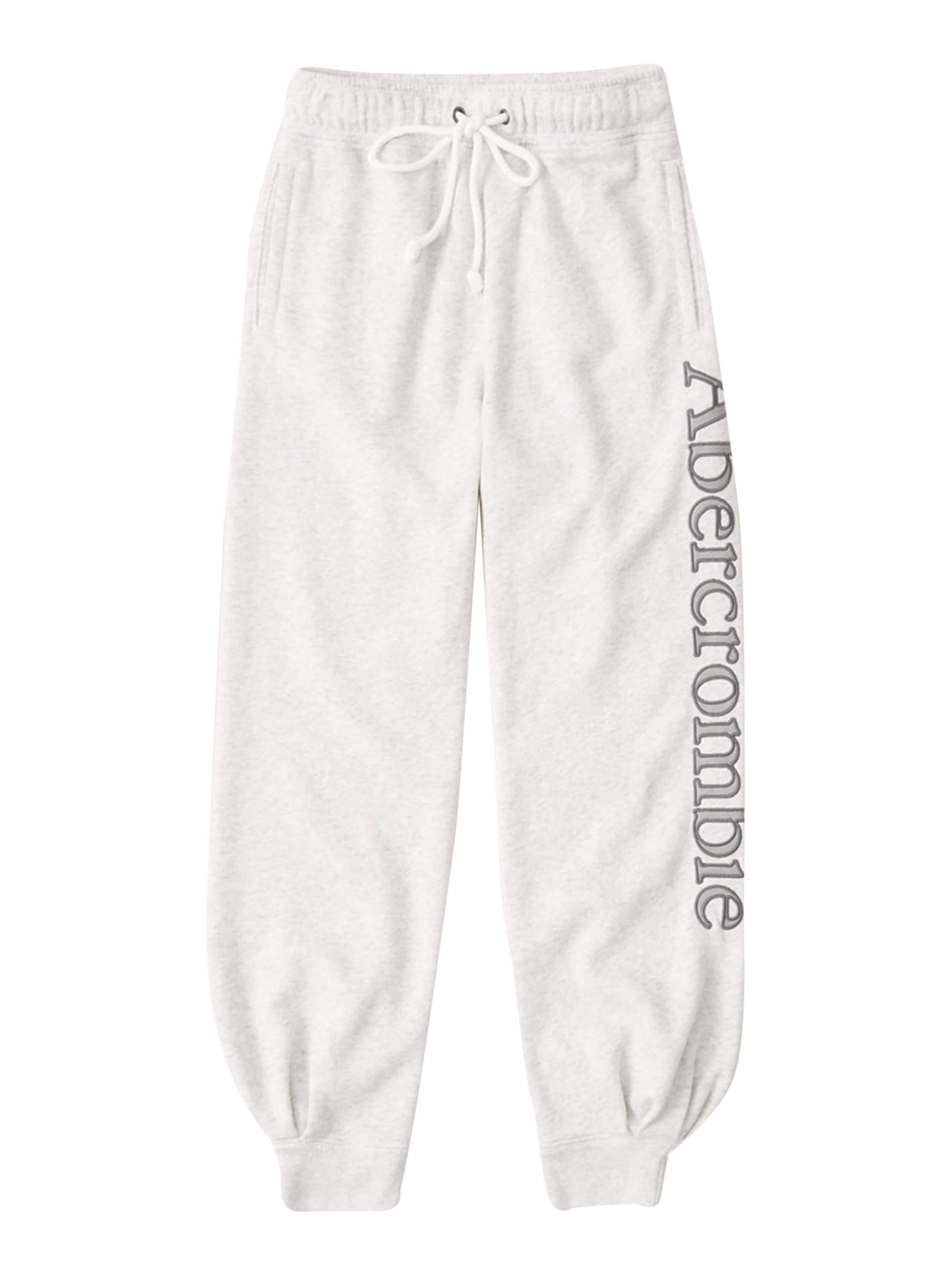 Abercrombie & Fitch Byxa i grå