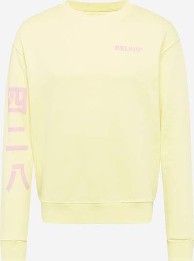 ABOUT YOU x Mero Sweatshirt 'Kelkid' in Yellow, Item view
