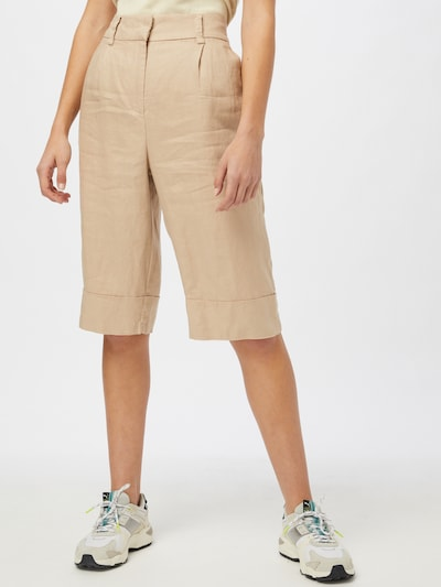 Pantaloni Line of Oslo di colore sabbia, Visualizzazione modelli