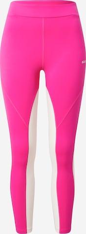 GUESS Спортен панталон 'AGNES' в розово