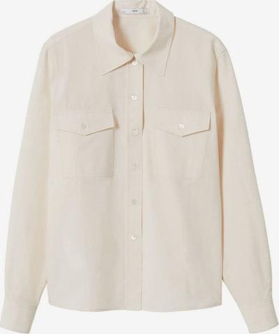 Bluză 'Paris' MANGO pe alb murdar, Vizualizare produs