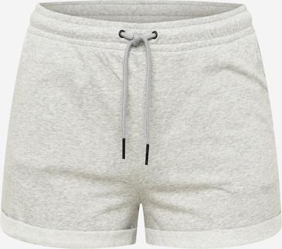 ONLY Carmakoma Shorts in grau, Produktansicht