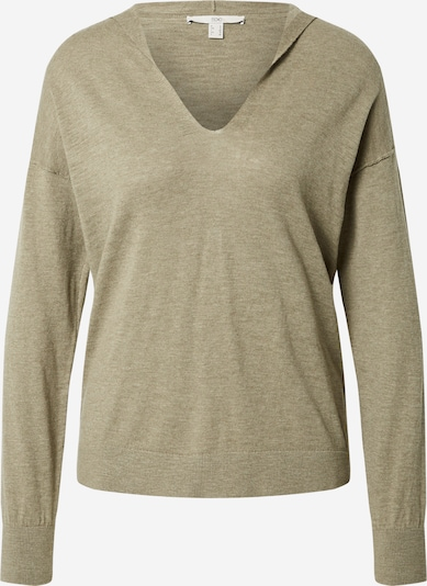 EDC BY ESPRIT Sweater in khaki, Item view