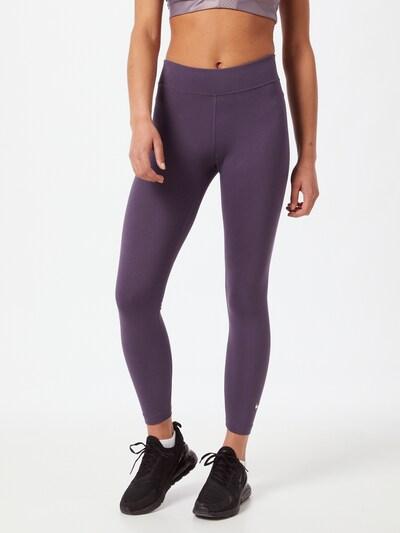 Leggings Nike Sportswear di colore mora, Visualizzazione modelli