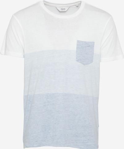 !Solid Shirt 'Porus' in taubenblau / hellblau / weiß, Produktansicht