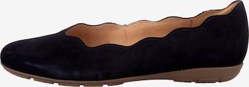 GABOR Ballet Flats in Blue