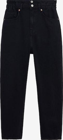 MANGO Kavbojke 'Mia' | črna barva, Prikaz izdelka