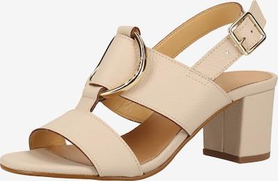 SCAPA Sandalen in beige, Produktansicht