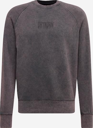 DRYKORN Sweatshirt 'FLORENZ' in dunkelgrau, Produktansicht