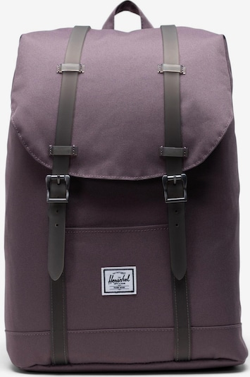 Herschel Backpack in Dark purple, Item view