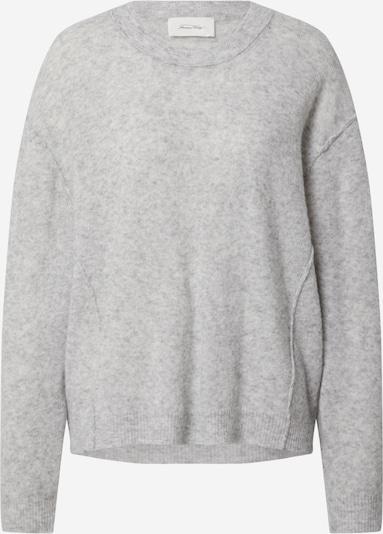 AMERICAN VINTAGE Пуловер в сив меланж, Преглед на продукта