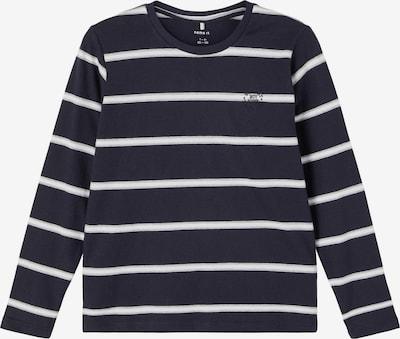 NAME IT Shirt 'Tanovo' in saphir / hellgrau / weiß, Produktansicht